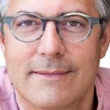 Jakob Vedelsby, romanforfatter og formand for Dansk Forfatterforening.