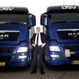 Transportgiganten DSV slår endnu en gang analytikernes forventninger til driftsresultatet.