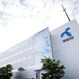 Norskejede Telenor er Danmarks næststørste teleselskab og det sidste af de tre store, som fremlægger regnskab. Arkivfoto: Telenor