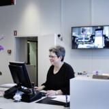 Selv om hovedparten af de danske banker er kommet sig oven på finanskrisen, bød regnskaberne for tredje kvartal på skuffende tal. Billedet er fra Nordeas filial på Kongens Nytorv i København. Arkivfoto: Thomas Lekfeldt