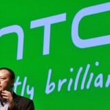 HTC CEO Peter Chou og Apple har tilsyneladende fundet kammertonen og har indgået forlig efter flere års heftig patentkrig i alle verdensdele.