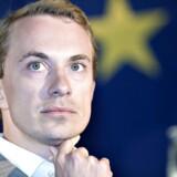 -Arkiv- SE RB PLUS DF's EU-gruppe bliver tredjestørste. BV.: Morten Messerschmidt.