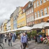 København er populært hos turister, og byens gode image i gentagne undersøgelser i udlandet bidrager til det.