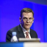 Danske Banks formand Ole Andersen på generalforsamlingen 18. marts 2015
