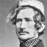 General Christian Julius de Meza havde ansvaret for tilbagetrækningen fra Danevirke i 1864 og blev offentlig syndebuk og afskediget. Den karet, han forlod Danevirke i 6. februar 1864 er med på udstillingen.