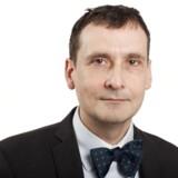 Uffe Gardel, erhvervsjournalist.