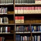 Det Kongelige Bibliotek i København.