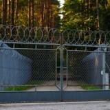 Det militære område i Stare Kiejkuty i Polen blev brugt som CIA-fængsel.