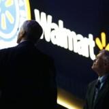 Wall-Mart-arvingerne Rob og Jim Walton er medlemmer af USAs rigeste familiedynasti.