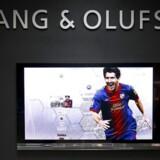 Bang & Olufsen mister 300 mio. kr i værdi på en halv time.