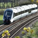 Arkivfoto: Det kniber fortsat for DSB at overholde køreplanen, men det statslige togselskab tjener millioner på driften.
