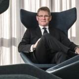 Direktør i Novo Nordisk, Lars Rebien Sørensen.