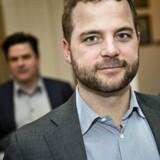 ARKIVFOTO 2013 af uddannelsesminister Morten Østergaard (R).