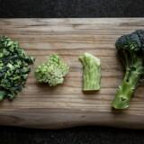 Broccoli indeholder K-vitamin, som kan nedsætte effekten af blodfortyndende medicin. free/
