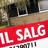 Huskøbere kan forvente at få mindre afslag i husprisen, når de køber hus nu sammenlignet med sidste år.
