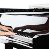 »Klaveret med dets 88 tangenter og omkring 230 strenge er den ædle hjørnesten i europæisk musikkultur,« skriver Søren Schauser i sin nye bog »Klassisk!«. Foto: Iris
