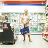 Rema 1000 fylder kvalitetskød i kølediskene for at positionere sig på et discountmarked med skærpet konkurrence.