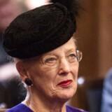 Hendes Majestæt Dronning Margrethe II udtrykker sin sorg over de omkomne og sårede efter skudattentaterne i København.
