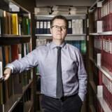 Ombudsmand Jørgen Steen Sørensen vil ikke blande sig i beslutningen om at lukke Irak-kommissionen.