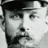 Officer, politiker. forfatter 19.12.1845-28.03.1895 Fot. 111281
