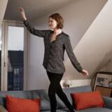 Tilde Mariann Broge-Starck lejer sin lejlighed ud via Airbnb, ligesom ca. 10.000 andre Københavnere.