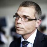 Skats direktør, Jesper Rønnow Simonsen skal klokken 14 fortælle om ændringer i Skat som følge af skattesagerne.