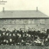 Arkiv. Foto fra det statligs drengehjem Godhavn i Gribskov.