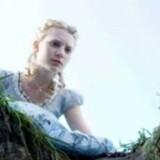 Fra 3D-filmen Alice i Eventyrland.