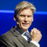 Danske Banks adm. direktør, Thomas Borgen, siger, at det er svære forhold at drive bank i, men han glæder sig over robustheden i Danske Banks forretningsmodel.
