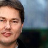 Det var Farum-entreprenøren Michael Henriksens helikopter, der fredag aften styrtede i havet med fire personer.