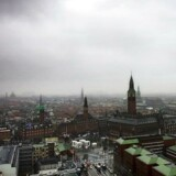 Den danske hovedstad er også midtpunkt, når det kommer til erhvervsudvikling.