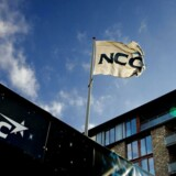 NCC Danmark omsatte for 6,6 mia. kroner i 2014, og NCC Koncern omsatte for 45,4 mia. kroner.