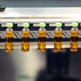 ARKIVFOTO: Produktion af insulin hos Novo Nordisk.
