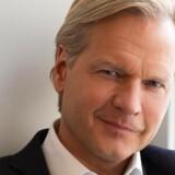 Ulrik Garde Due, kommende direktør for Fiskars' såkaldte »Living business unit«.