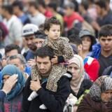 Manglende hjælp i nærområder kan betyde, at flere drager mod Europa.