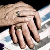 Ældre mennesker føler sig i dag yngre, end de i virkeligheden er.