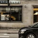 A. P. Møller - Mærsk besluttede sig i år for at frasælge sine aktier i Danske Bank, men nu er de altså kommet i bekneb med at komme af med alle bank-aktierne.