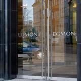 Indgangen til Egmont i Landemærket