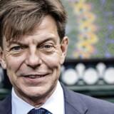 Lars Liebst, adm. direktør for Tivoli.
