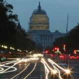 USAs økonomi er i god gænge efter en stribe reformer og statslige hjælpeprogrammer. Nu har Republikanerne fået flertal i begge kampe i Kongressen efter midtvejsvalget, og de skal nu forsøge at holde kursen mod mere vækst. Foto: Mark Wilson/AFP