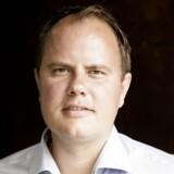 Martin Henriksen, medlem af folketinget for DF