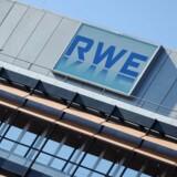 Som følge af faldende priser på elektricitet har RWE også foretaget en nedskrivning på 2,1 mia. euro på værdien af kraftværker i Tyskland og Storbritannien. Arkivfoto.