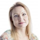 Amalie Lyhne, cand.scient.pol., debattør, mor til to og bonusmor til to mere