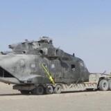 Den danske EH101-helikopter, der styrtede ned under øvelse i det nordlige, bjergrige Afghanistan, blev ramt af et fænomen, som kaldes »bio-mechanical feedback«, viser en rapport fra Forsvarets Flyvehavarikommission.