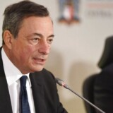 """»Vi kommer til at se yderligere stimulans hvis nødvendigt. Det er et åbent spørgsmål. Det er for tidligt at sige, at """"dette er menuen"""" og at """"der ikke er noget tilføje,« siger Mario Draghi."""