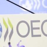 OECD sænker forventningerne til global BNP-vækst. Arkivfoto.