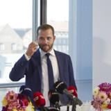 Den nye økonomi- og indenrigsminister, Morten Østergaard (R), bliver før eller siden presset til at justere regeringens prognose for væksten i dansk økonomi ned.