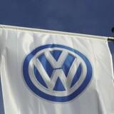 Volkswagens markedsandel i Europa har taget et hårdt dyk efter den store skandale om miljøfusk. (REUTERS/Ina Fassbender/Files)