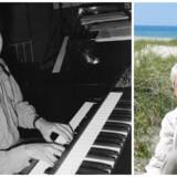 Finn Savery har eksperimenteret både som musiker og komponist.
