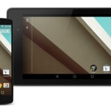 Den nye Android L-udgave (billedet) er på vej og kommer senere i år. I mellemtiden bruger flere og flere den nyeste udgave, Android 4.4, kaldet KitKat. Foto: Google